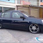 Clio Aro 15″ com Suspensão a ar Gasnag