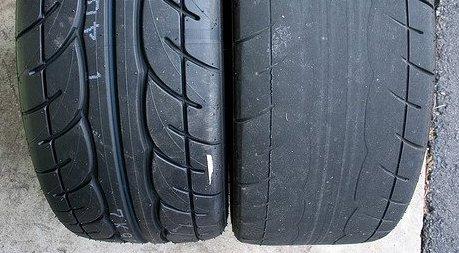 pneu careca