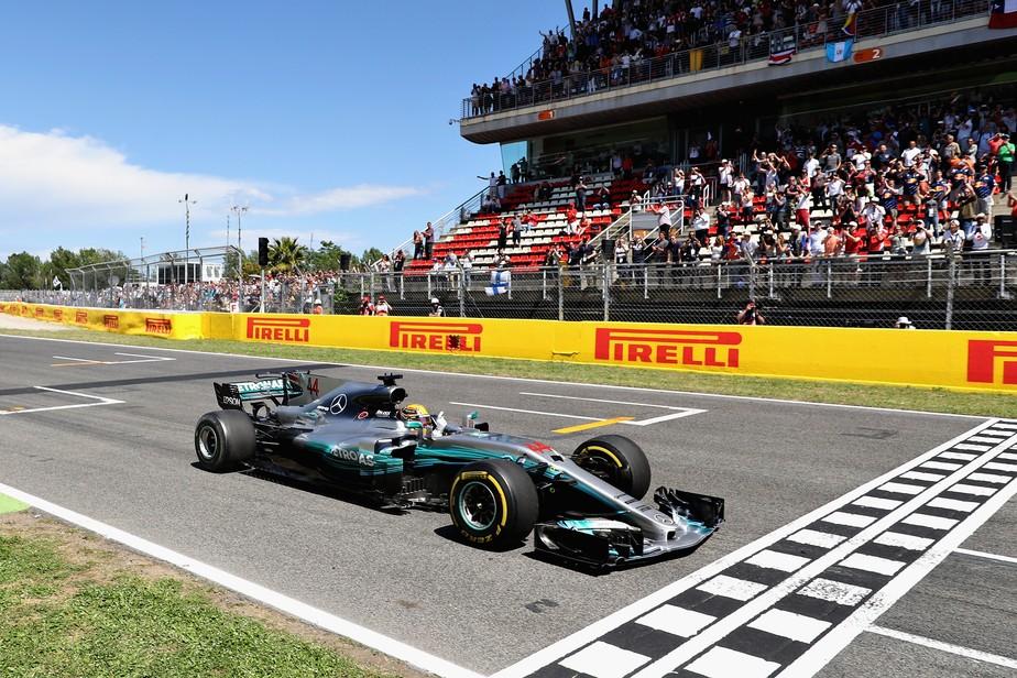 Fãs classificam nova Fórmula 1 como 'empolgante'