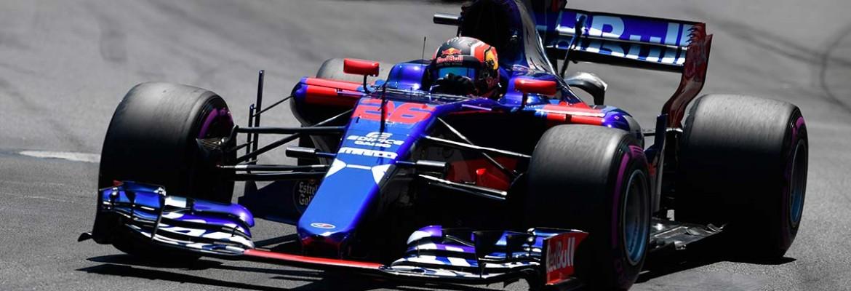 """Kvyat detona Perez: """"Fórmula 1 não é PlayStation"""""""