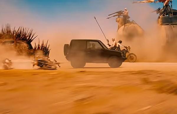 Especialista em efeitos visuais cria anúncio 'épico' para vender carro