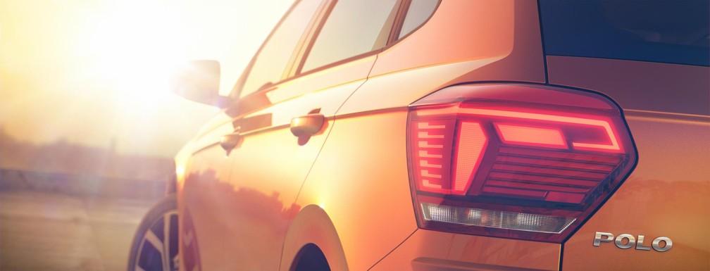 Volkswagen mostra primeiras imagens do novo Polo