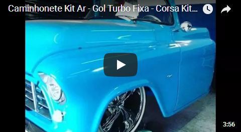 Gol Turbo Kit Suspensão Fixa