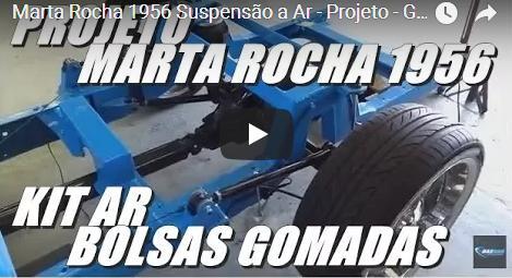 Projeto Marta Rocha Suspensão a ar