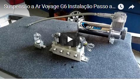 Voyage G6 Suspensão a Ar