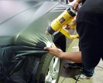 Quer envelopar seu carro ou movel? Saiba tudo sobre envelopamento