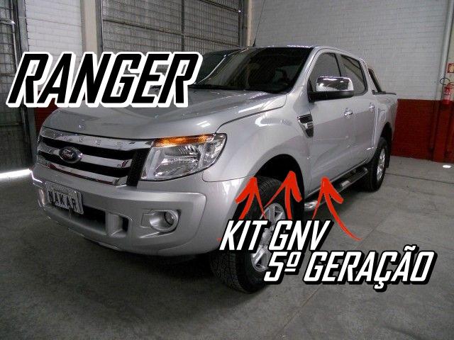 Ranger Kit GNV 5º Geração (Gás Natural Veicular)
